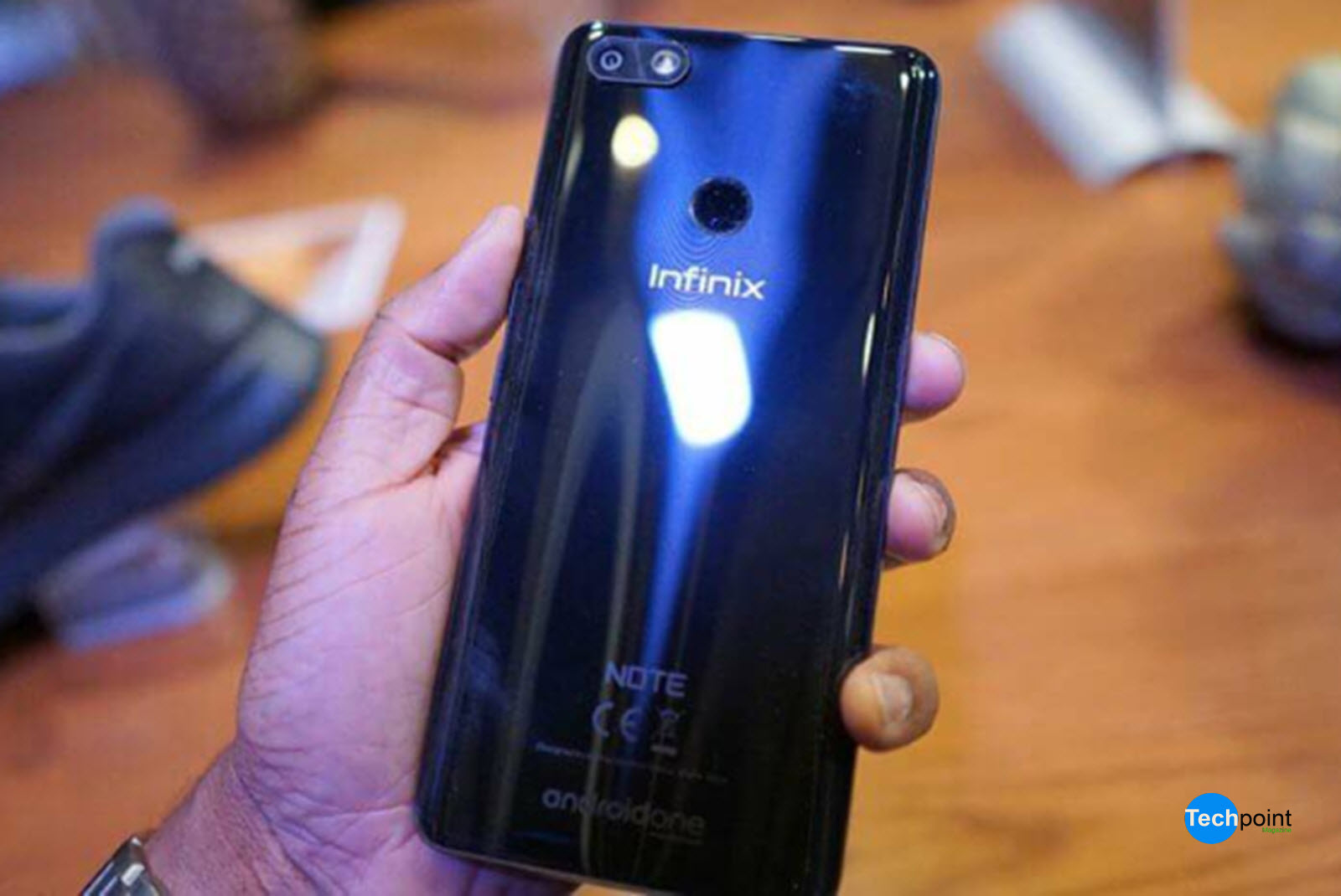 Infinix Note 6 launched in Uganda, here are the specs and