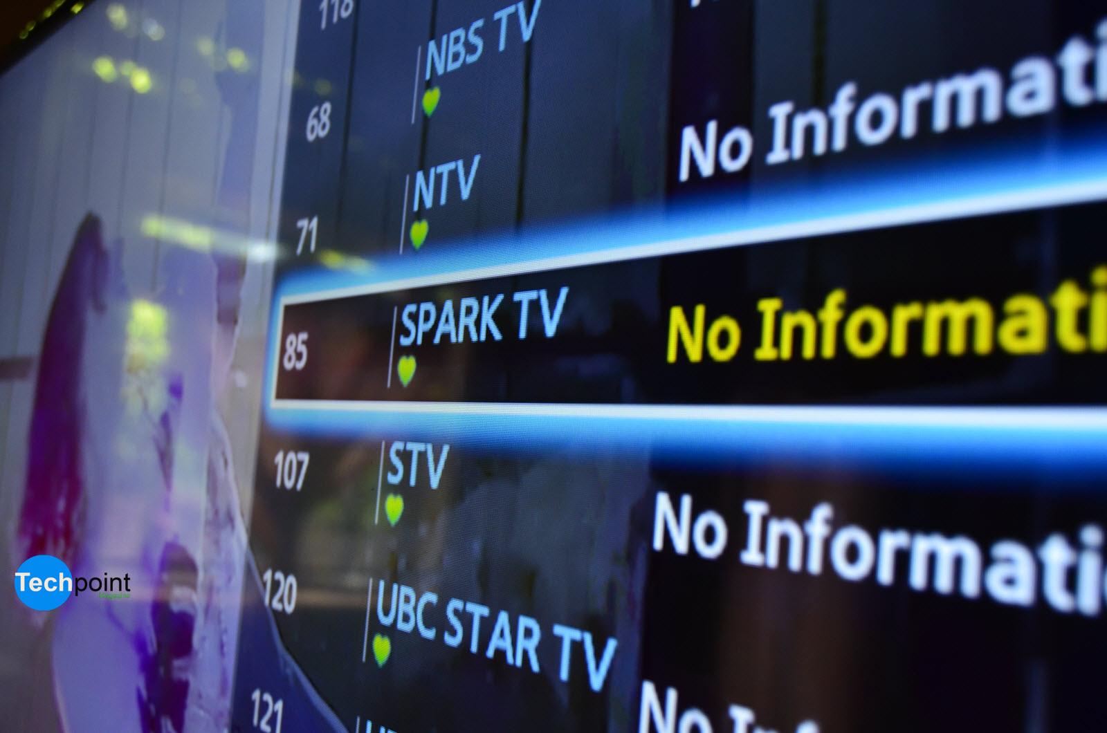 spark tv uganda free to air channel