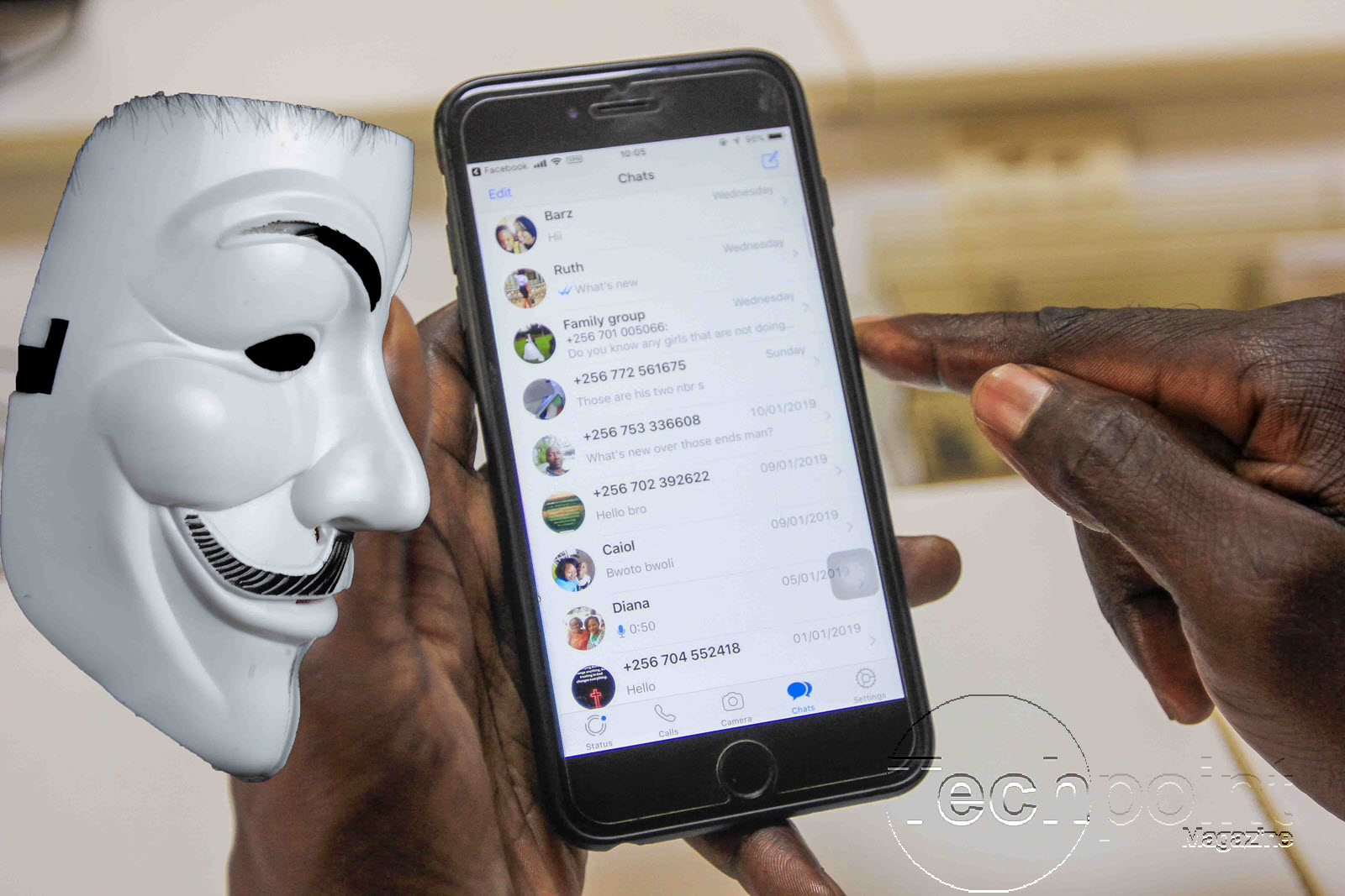 How to hack a WhatsApp account and the best way you can secure yours