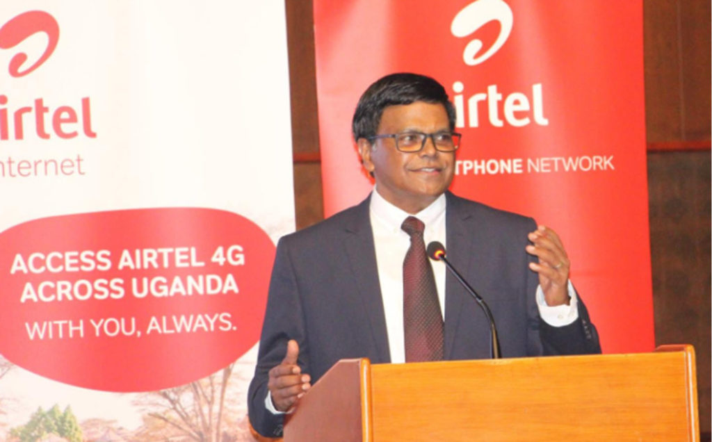 airtel 4g lte countrywide rollout in uganda