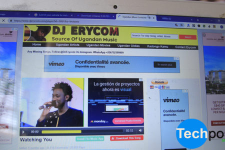 These are the top 10 websites to download free Ugandan Music from