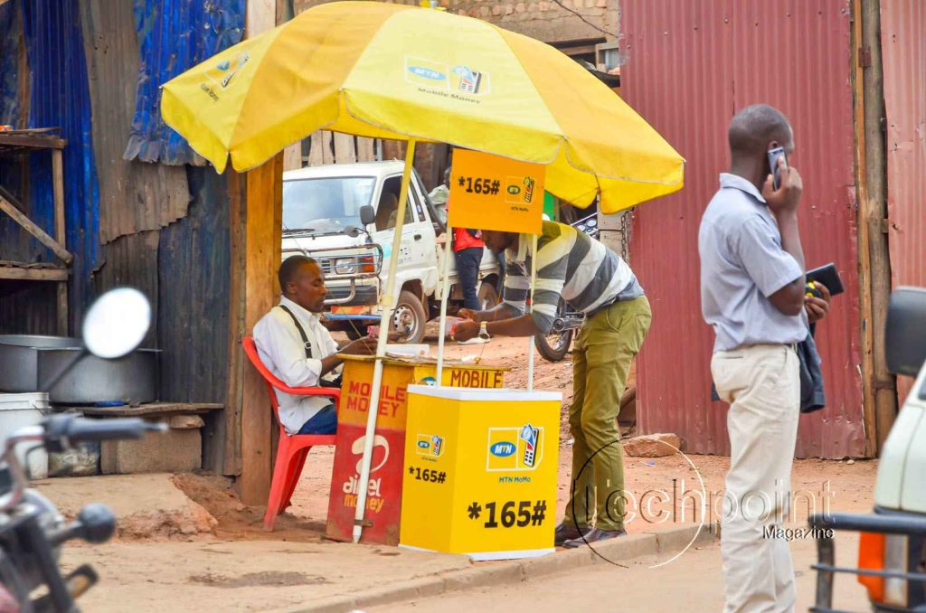 mtn mobile money agents and rates in uganda