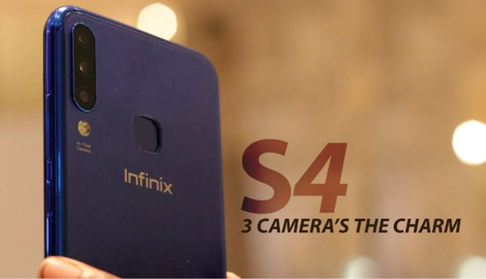 Infinix S4 now available in Kenya, here is the price and