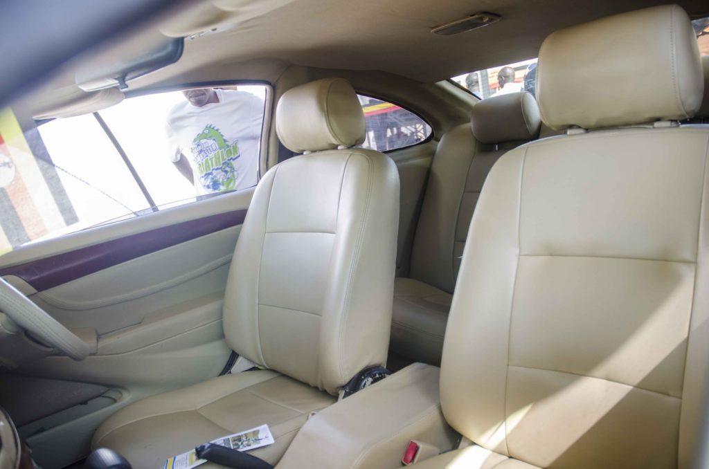 Kiira EVS Car
