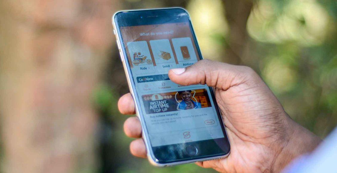 The New SafeBoda app
