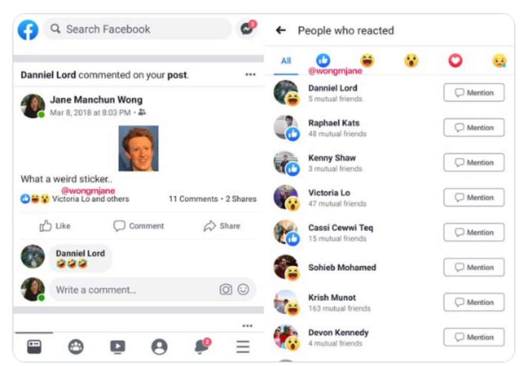 Facebook likes phased out