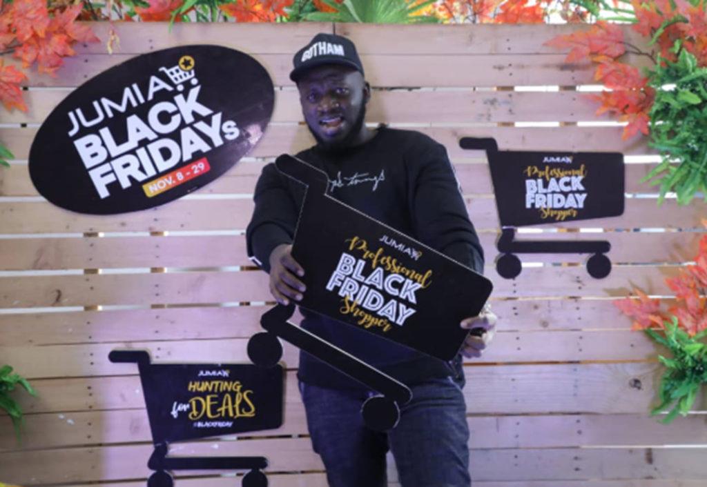 Jumia black fridays