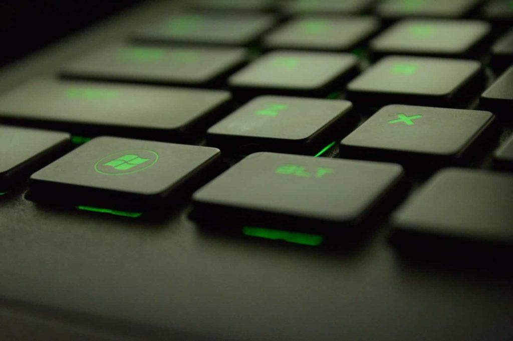 Windows logo Button