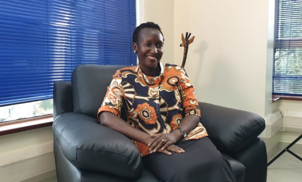 UCC Executive Director Irene Sewakambo