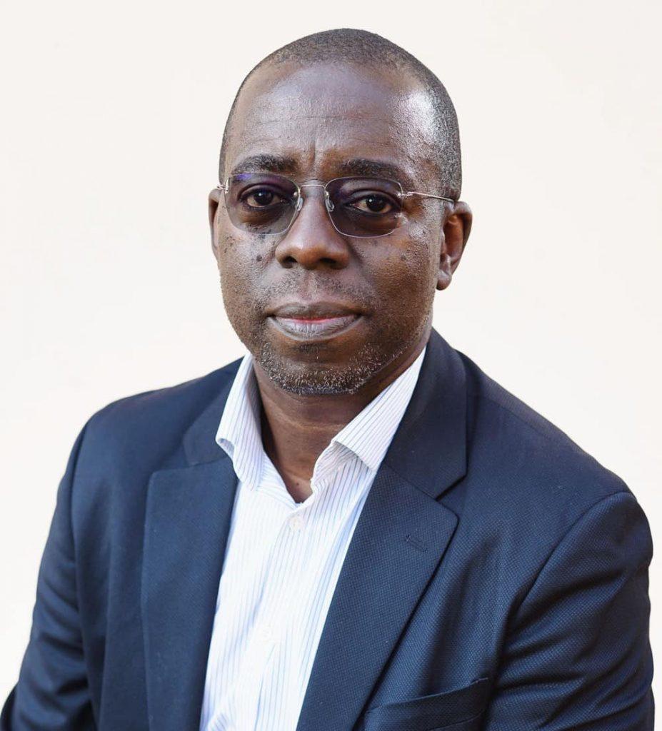 MTN Uganda's Stephen Mutana