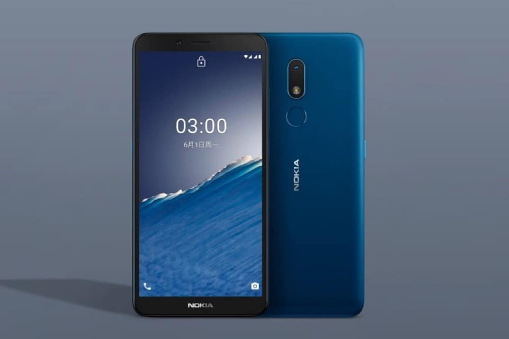 Nokia C3 Launched with clean Specs sheet