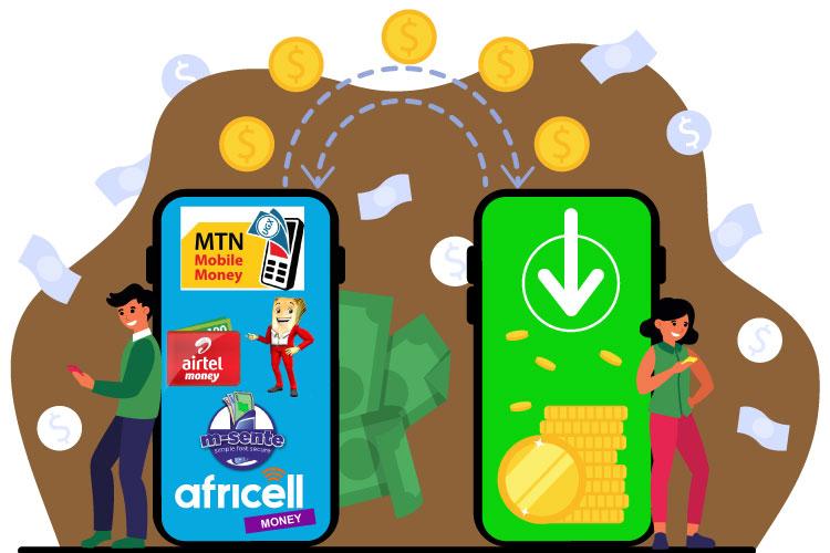 MTN-Mobile-Money-Vs-Airtel-Money-Vs-Africell-Money-Vs-Msente