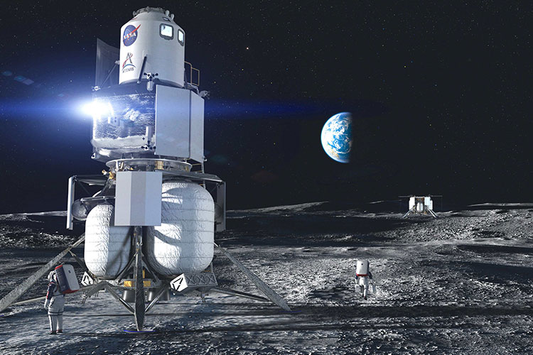 4G on the Moon Nokia Awarded Contract