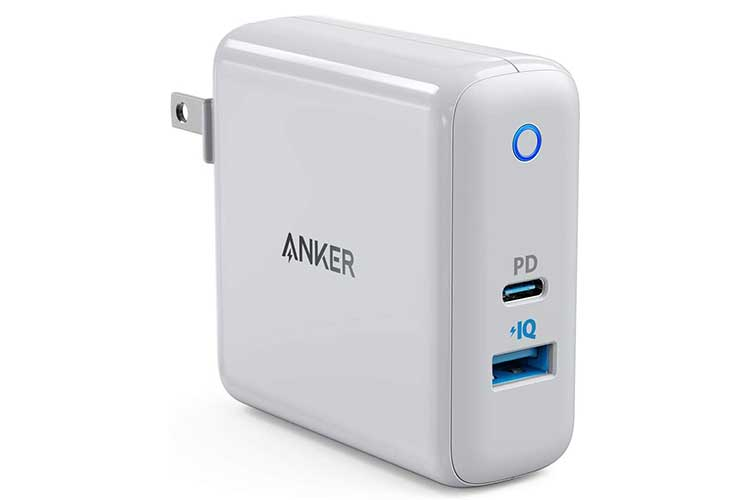 Anker Powerport USB C Fast Charger