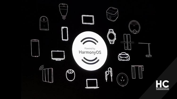 Harmony OS devices