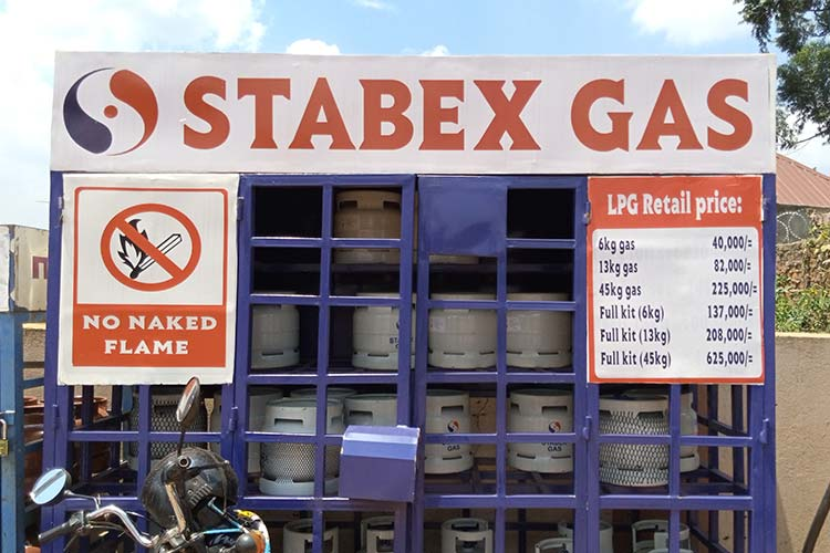 Stabex Gas Prices in Uganda
