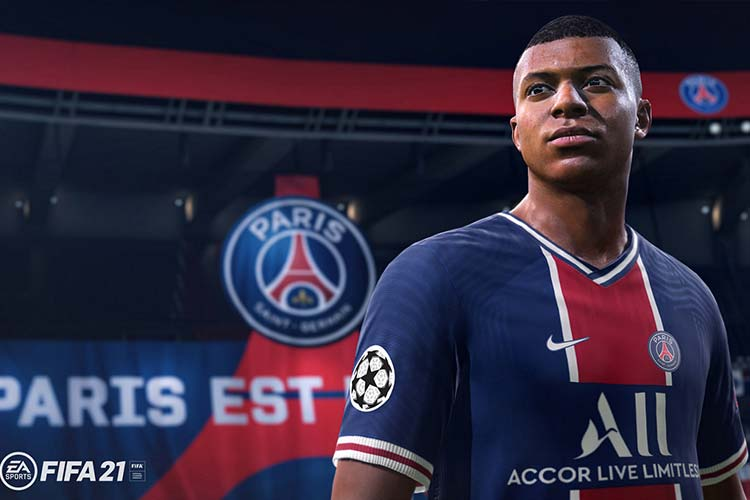 Playstation 5 Games like FIFA 21