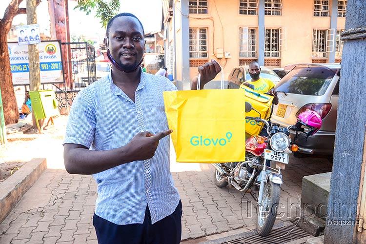 Glovo Delivery in Uganda