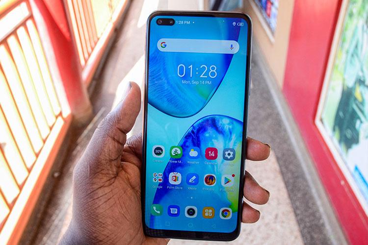 Infinix Note 8 Price in Uganda