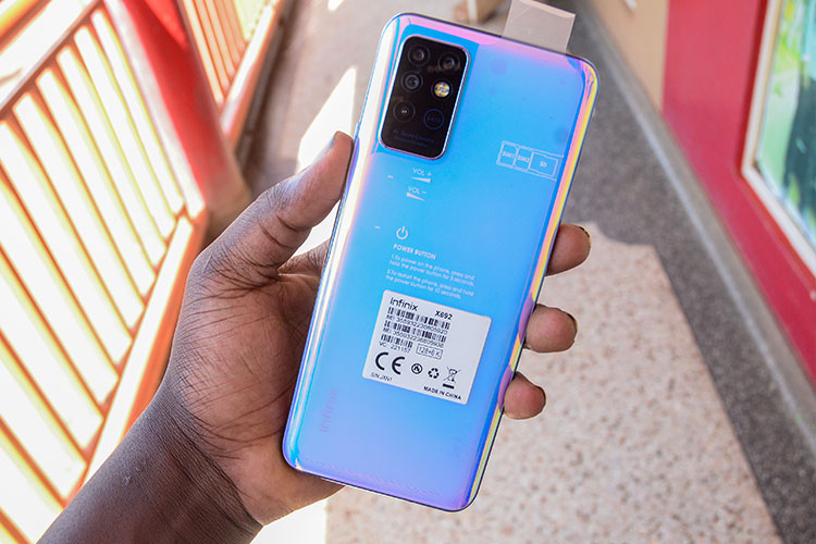 Infinix Note 8 Specifications and Cameras