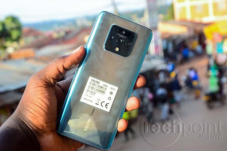 TECNO Camon 16 Premier Price in Uganda and Cameras Overview
