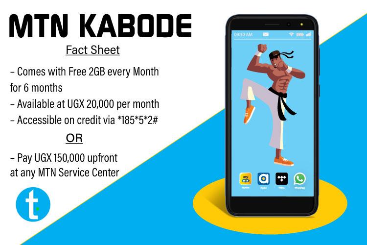 MTN Kabode Fact Sheet