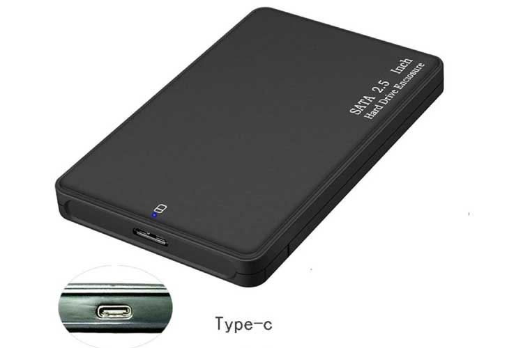 An External Hard Disk