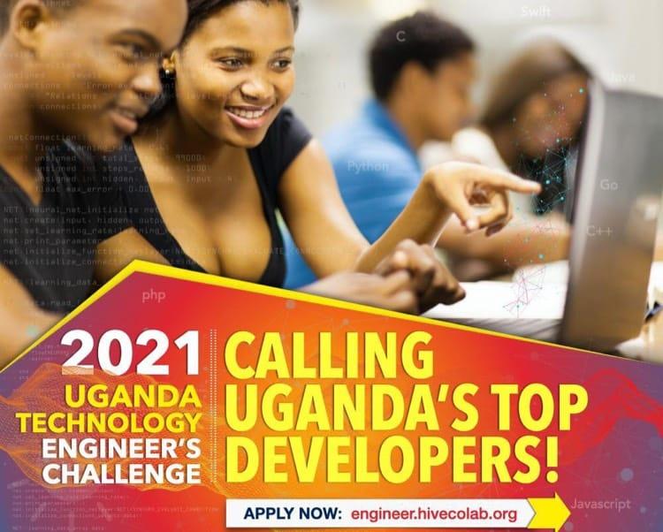 Hive Colab 2021 Ugandan Engineers Challenge