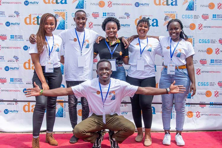 DataFest Kampala Participants