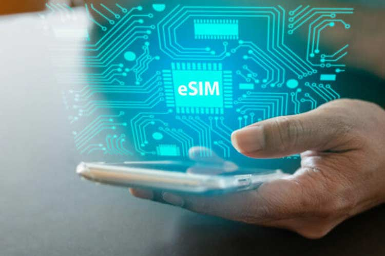 How to get an eSIM